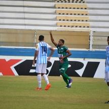 Rayllan comemora o primeiro gol da Lusa 2