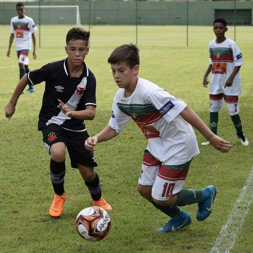 Taça Donos da Bola  Sub-13 e Sub-14 enfrentam o Olaria  6a01aa8a669ad